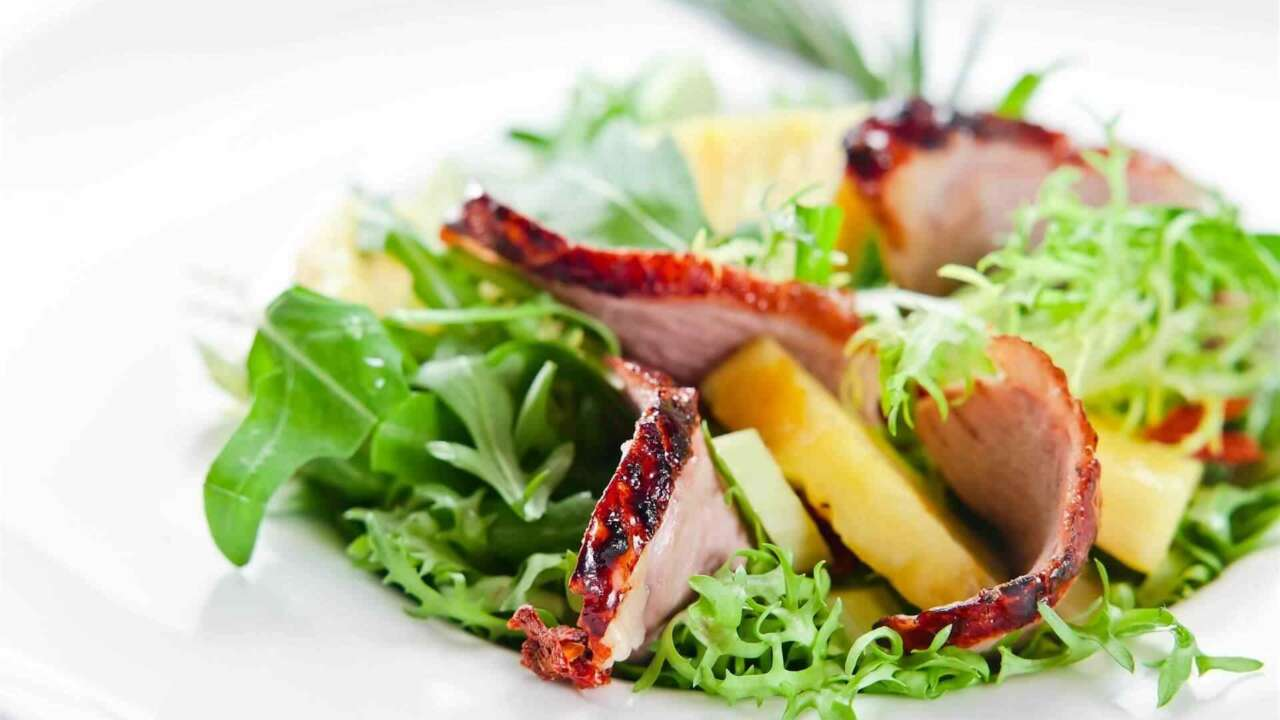 How To Eat Salad Every Day To Lose Weight And Be Strong