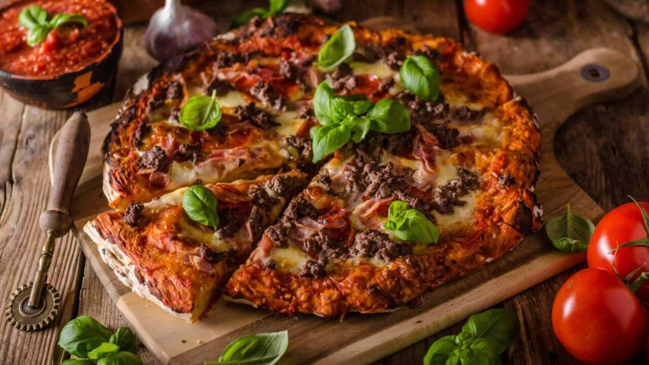 What Is The History Of Pizza From 1800s To 2017