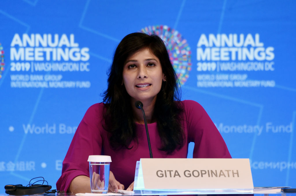 International Monetary Fund: World Economy to will Be Weakest Since 2008 Financial Crisis