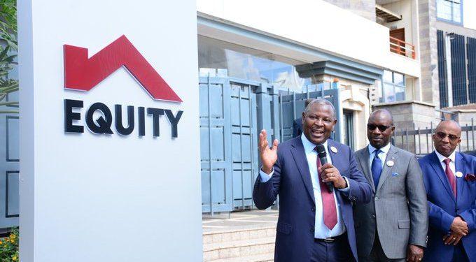Equity Records 24% Decline in Net Earnings to Kes 9.1 Billion