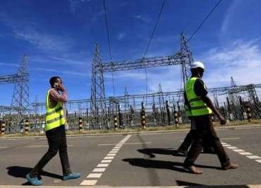 Image of Kengen generating power plant