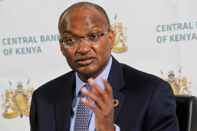 Central Bank of Kenya Drops rate to 8.50%