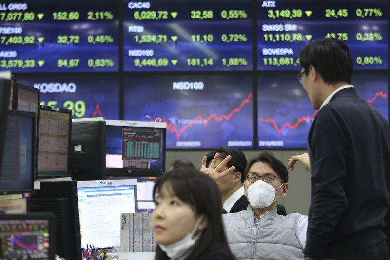 Morning Brief: Of Markets,Politics & the Virus.