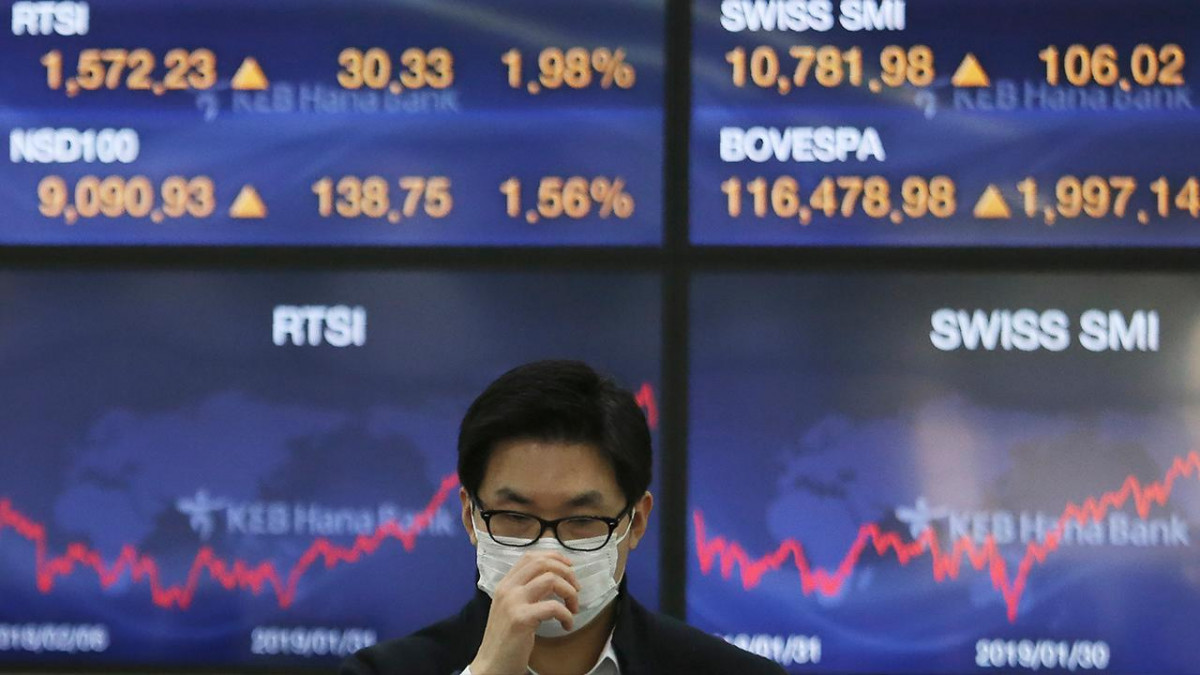 Asia – Pacific Stocks Drop as PMI Data shows Decline in Factory Activity.