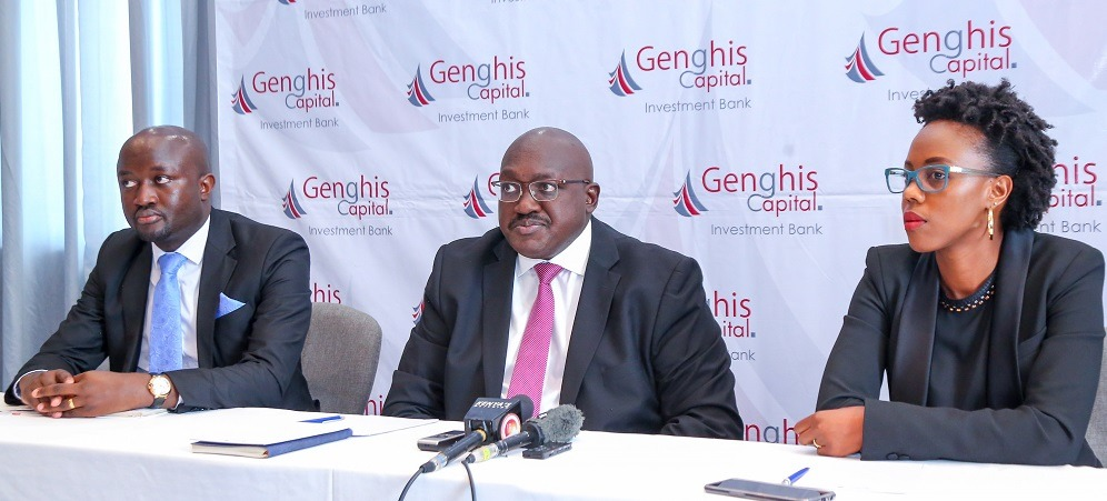 Genghis Capital Launched retirement benefits products.