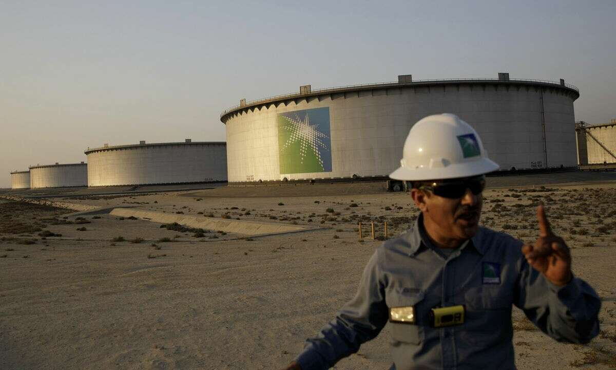 The mother-of-all oil market busts is here: Say what? 28% decline at open?