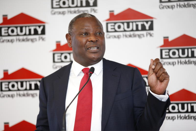 Equity Group Net Earnings Up 14% to Kes 22.6 Billion, Dividend Increased 25pc
