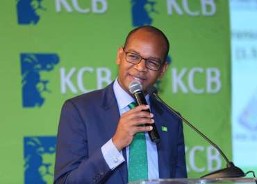Image of KCB CEO