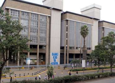 Image of Central Banks of Kenya Bulding