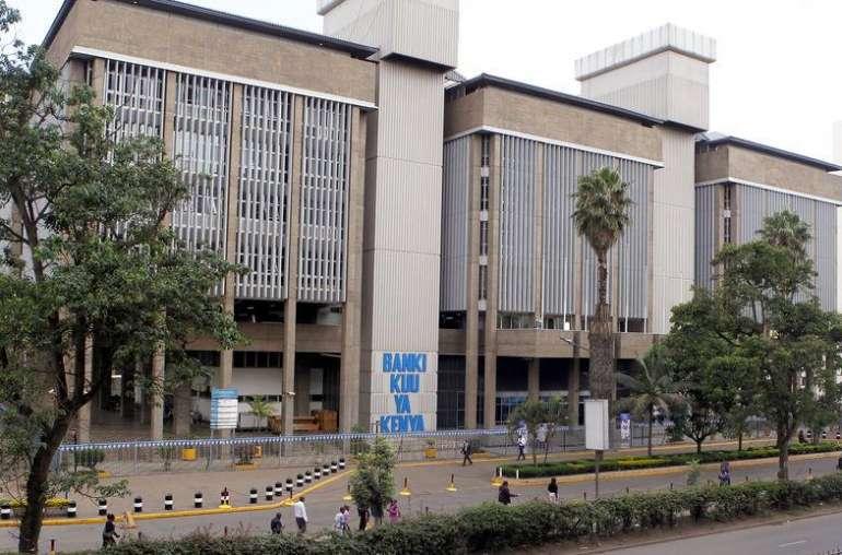 Image of Central Banks of Kenya Bulding