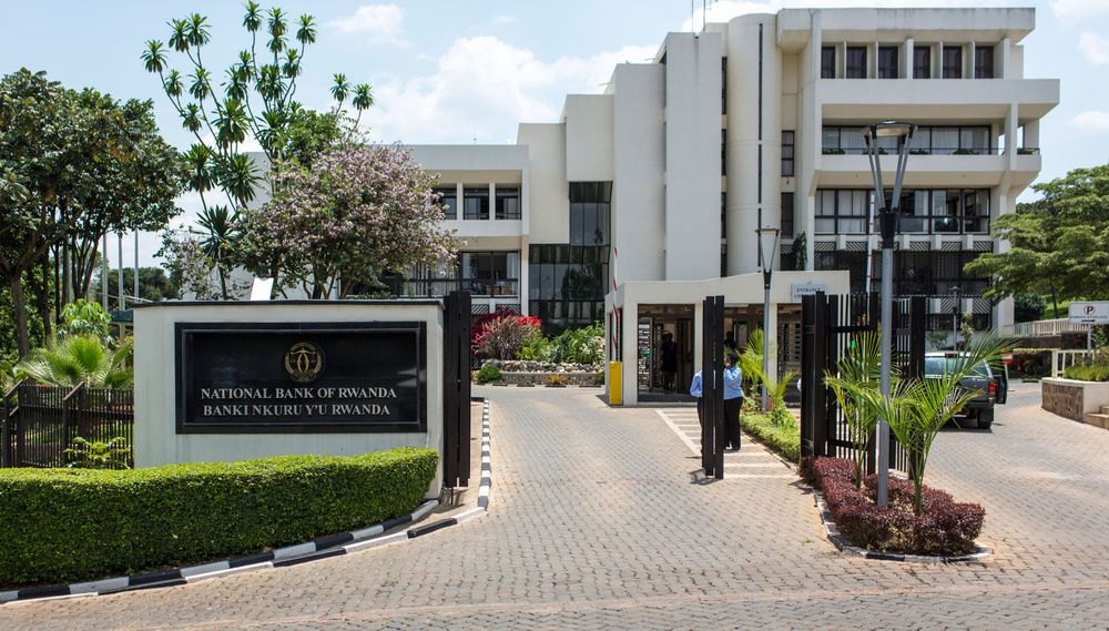 National Bank Of Rwanda Drops Lending Rate To 4.5%