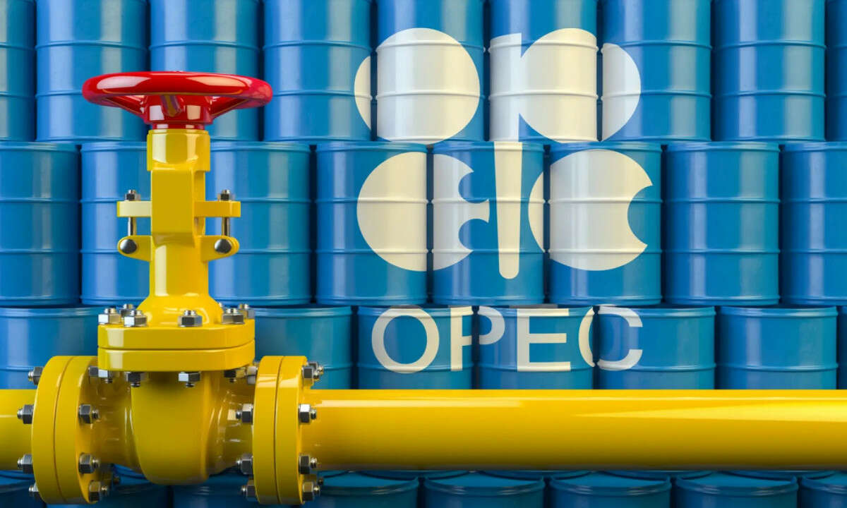 Crude Oil Drops for Sixth Straight Session; Brent, WTI Down over 1.2%