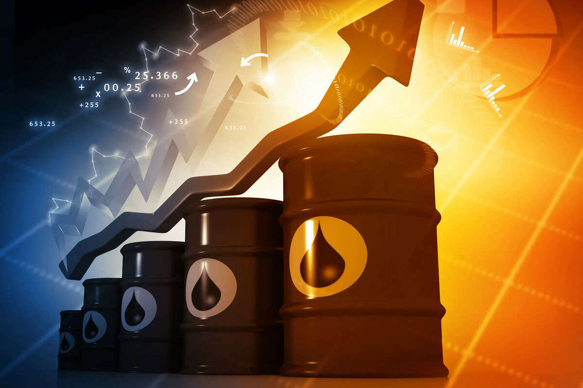 Oil Extends Gains, Brent Crude Set to Reach a 3-Year High