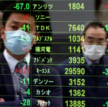 Asia traders