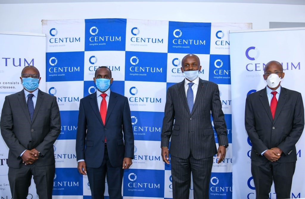 Image of Centum Investment leaders