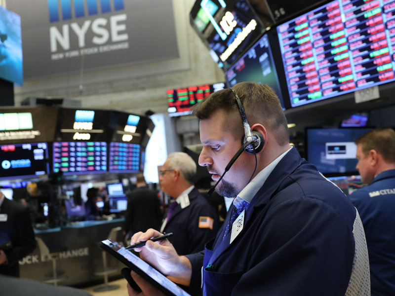 Wall Street Closes Lower After Trump Calls-off Stimulus Relief Talks