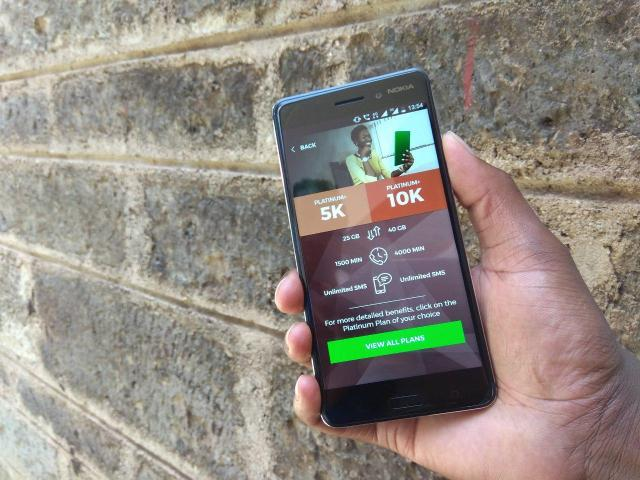 Safaricom Launches Program to Offer Smartphones For as Low As KES 20 Daily