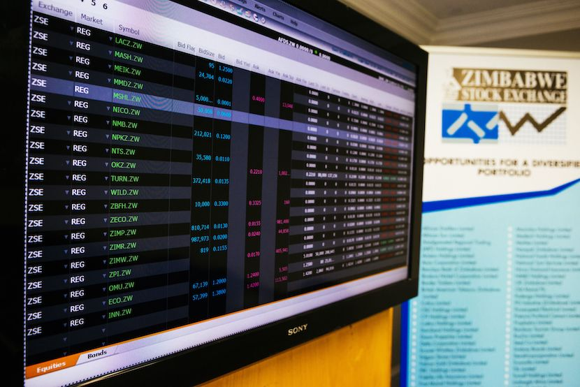 Zimbabwe Stock Exchange to Re-open Next Monday but Without Old-Mutual, PPC,SCIL