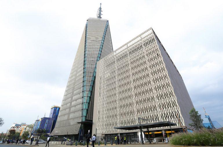 Britam building