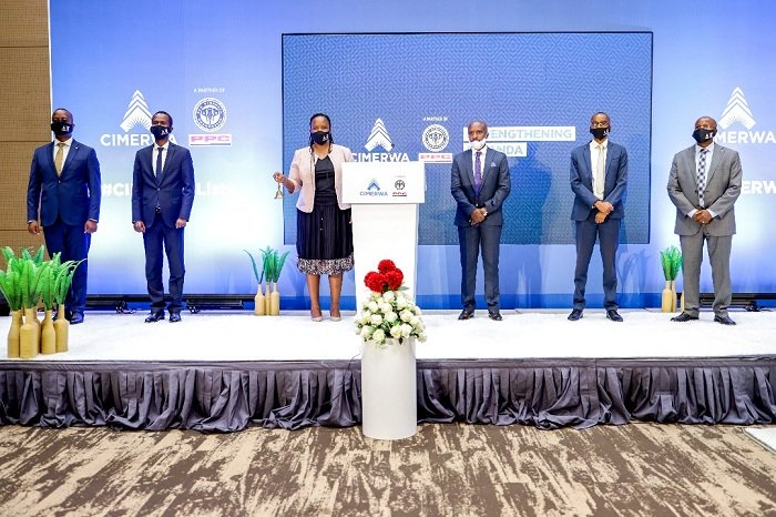 CIMERWA Listed by Introduction on the Rwanda Stock Exchange