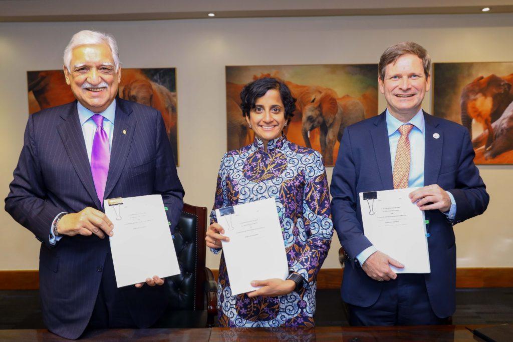 Allianz Signs Deal To Acquire Kes 10.8 Billion Majority Stake in Jubilee Insurance