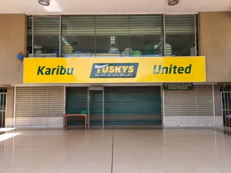 Tuskys Reaches Out to Suppliers in Meeting to Save Crumbling Retailer