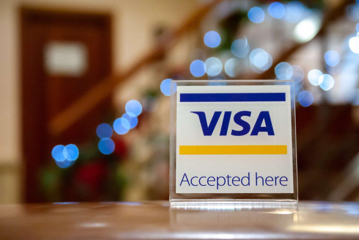 Image of Visa Logo