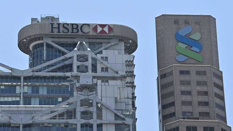 Global Banks HSBC and Standard Chartered Accused of Moving SCAM Millions