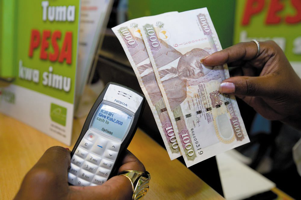 C2B Mobile Money Transactions Up 43% in Q4