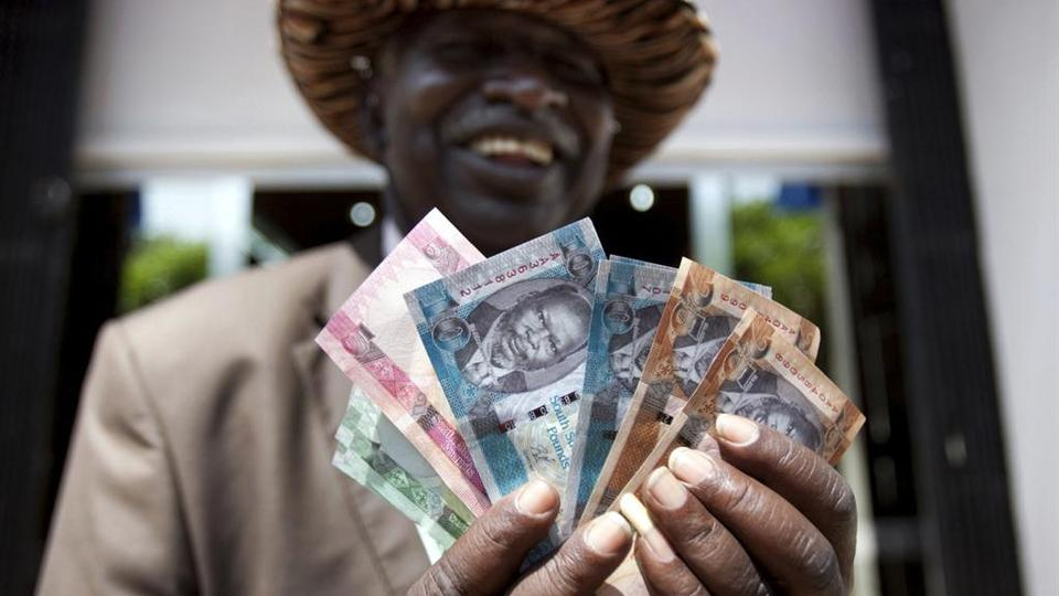 South Sudan to Change Currency in a Bid to Improve the economy