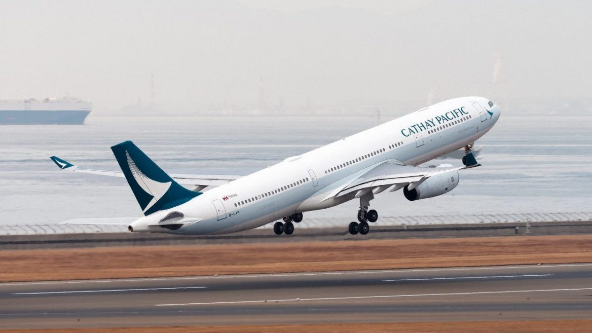 Hong Kong's Cathay Pacific Airways to Cut 8500 Jobs in Largest Aviation Restructure.
