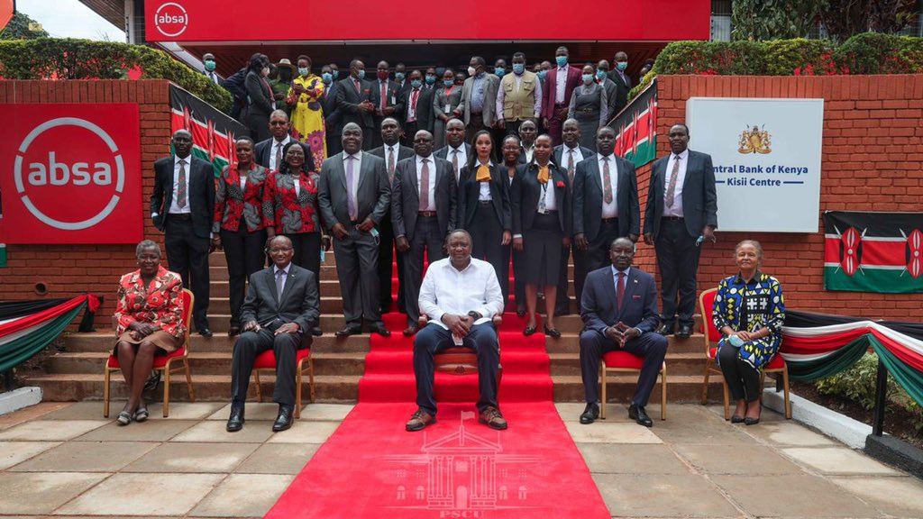 Central Bank of Kenya Unveils the Kisii Currency Centre