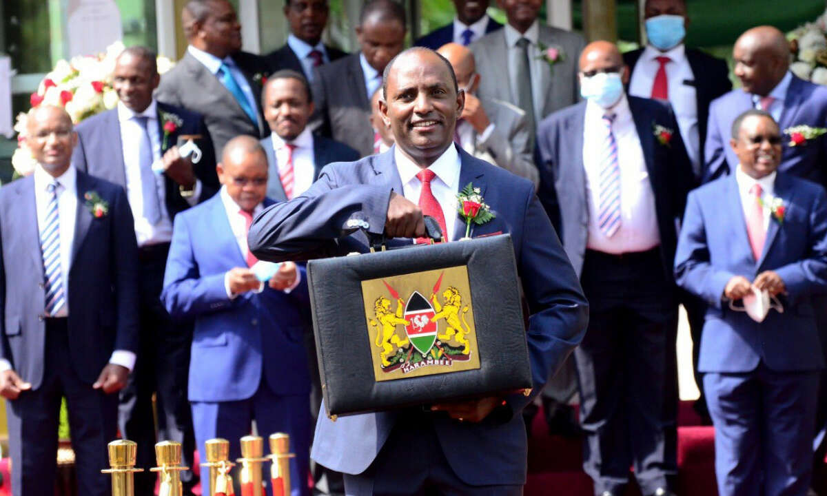 Kenya Set to Borrow Kes 1 Trillion as Budget Deficit Widens
