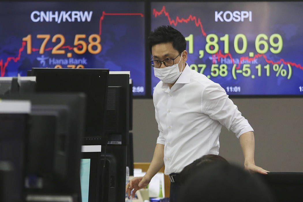 Asian Stock Markets Trade Mixed; Japan & Hong Kong Lead Decline