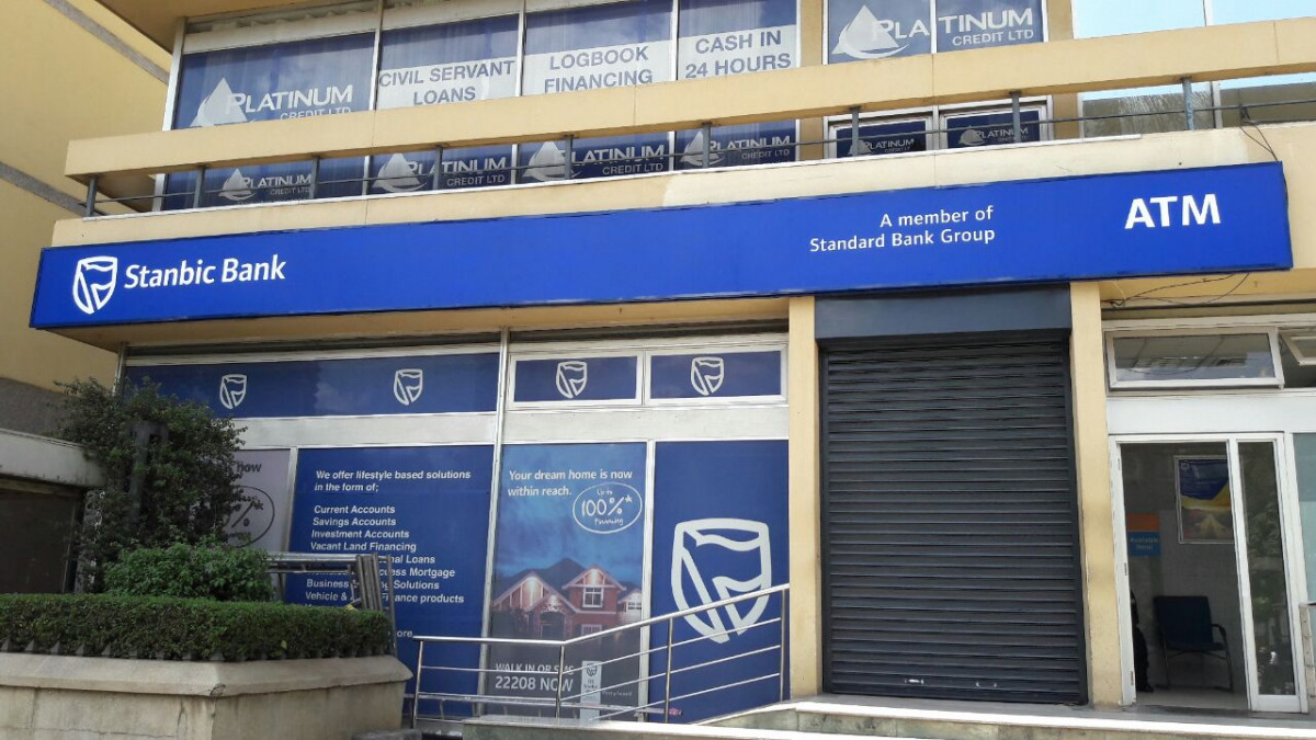Stanbic Bank Posts 29.4 Percent Decline in Net Earnings for 3rd Quarter