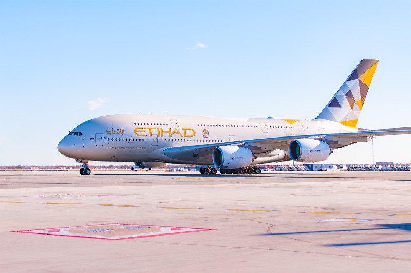 Etihad Airways Announces Indefinite Grounding of Its Entire Airbus A380 Fleet.