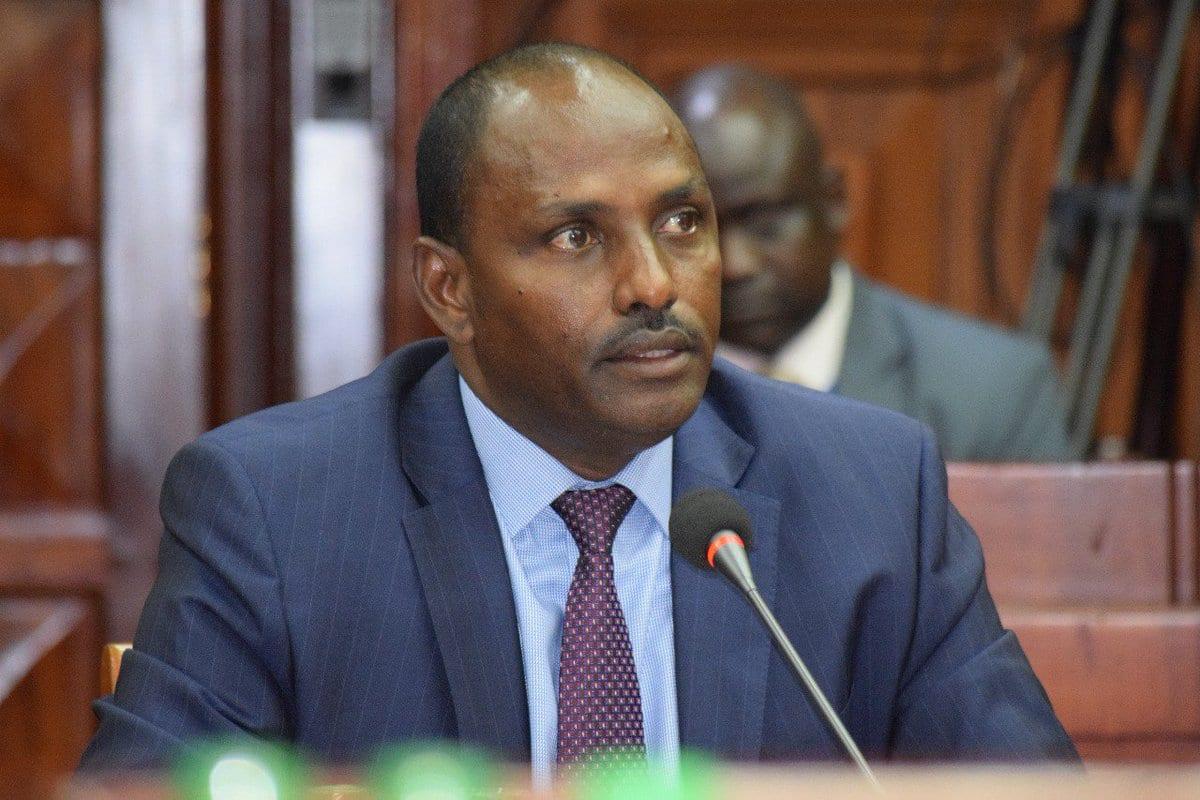 Kenya's CS Ukur Yatani