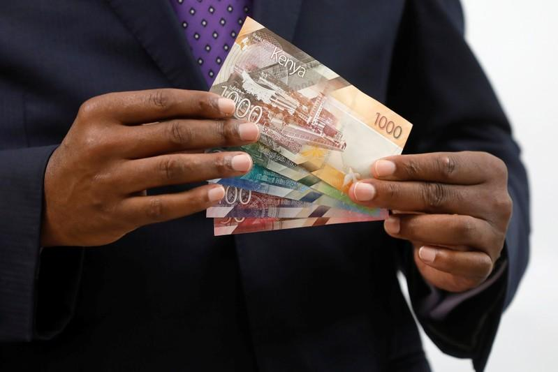 image of a Kenya shilling