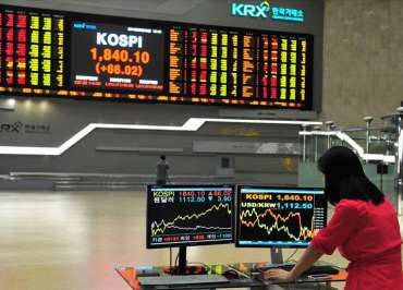 Asia Stock Markets