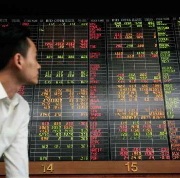 Asia Markets Traders