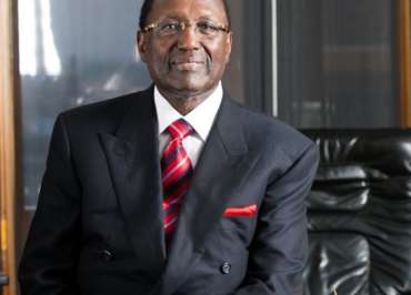 Centum top shareholder, Chris Kirubi