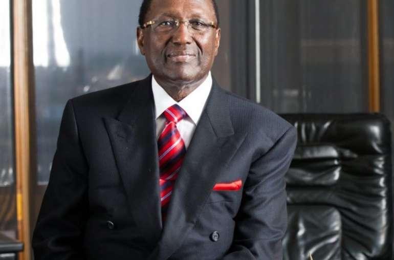 Centum top shareholder, Chris Kirubi