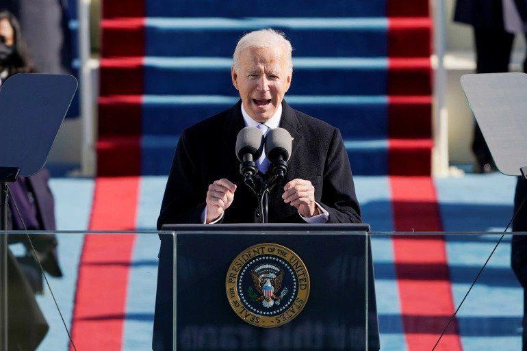 Joe Biden South Africa Ban
