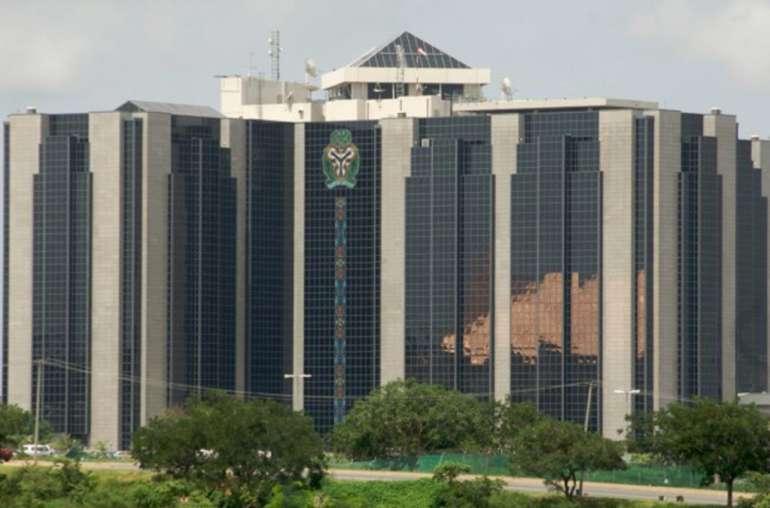 Image of Nigeria Central Bank Building