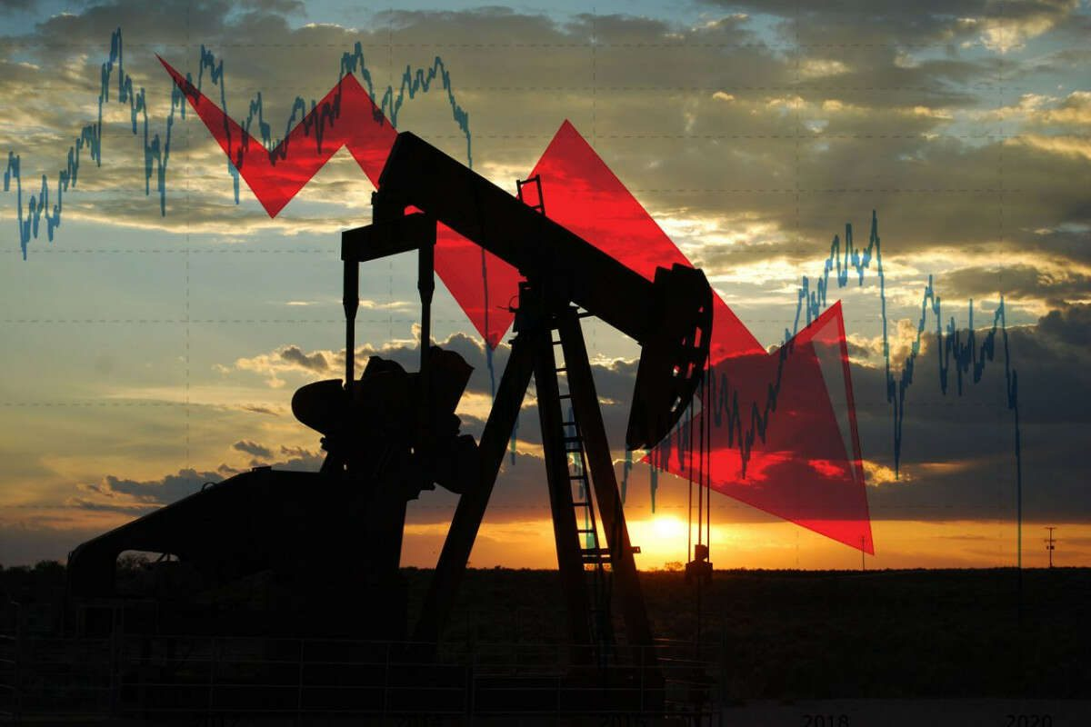 Oil Edges Lower on Fears that Inflation may Affect Demand