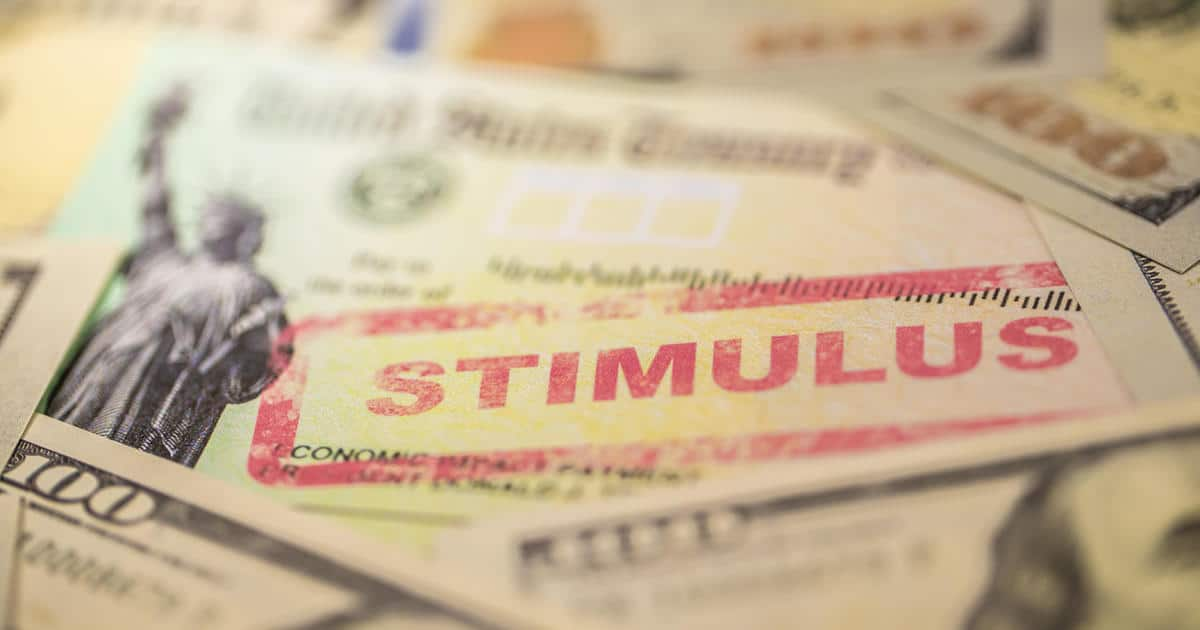 Stimulus Uncertainty Drives Wall Street Down; Jobless Claims Rise