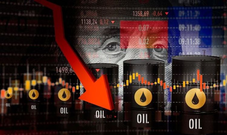 Oil Prices Drop as Rising COVID-19 Infections Threaten Demand Outlook.
