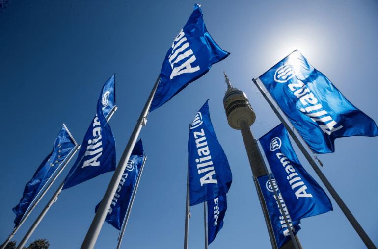Image of Allianz flag