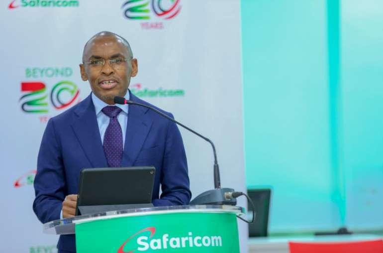 Safaricom Peter Ndegwa