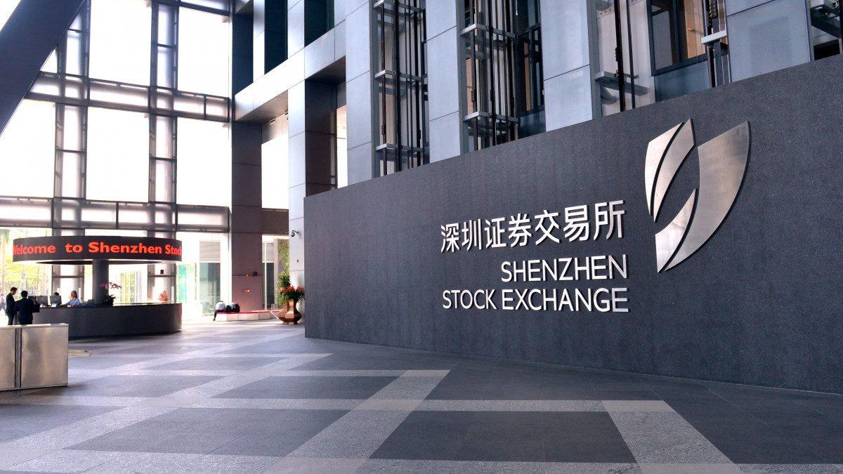 Asian Markets Shenzhen